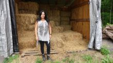 Rural residents on edge after hay theft, other suspicious activity