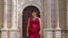 Teresa Rodríguez da a luz a su segunda hija, Candela, en el hospital Puerta del Mar de Cádiz