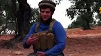 Video Shows Smiling American Bomber in Syria
