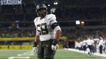 Oregon OT Penei Sewell opts out of 2020 season, declares for 2021 NFL draft
