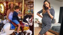 Krystal Forscutt: 'How I survived the Easter show with a toddler'