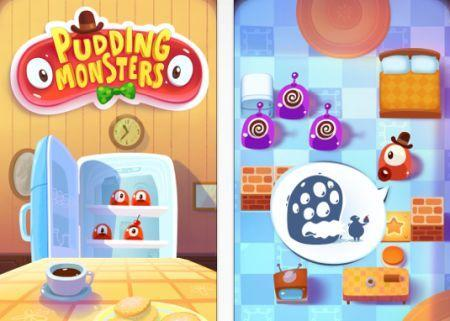 Zeptolab's new Pudding Monsters, Infocom games and more now available on iOS