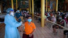 Cambodia begins Covid-19 vaccinations for teenagers