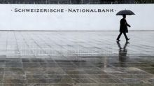 SNB leaves key rate on hold