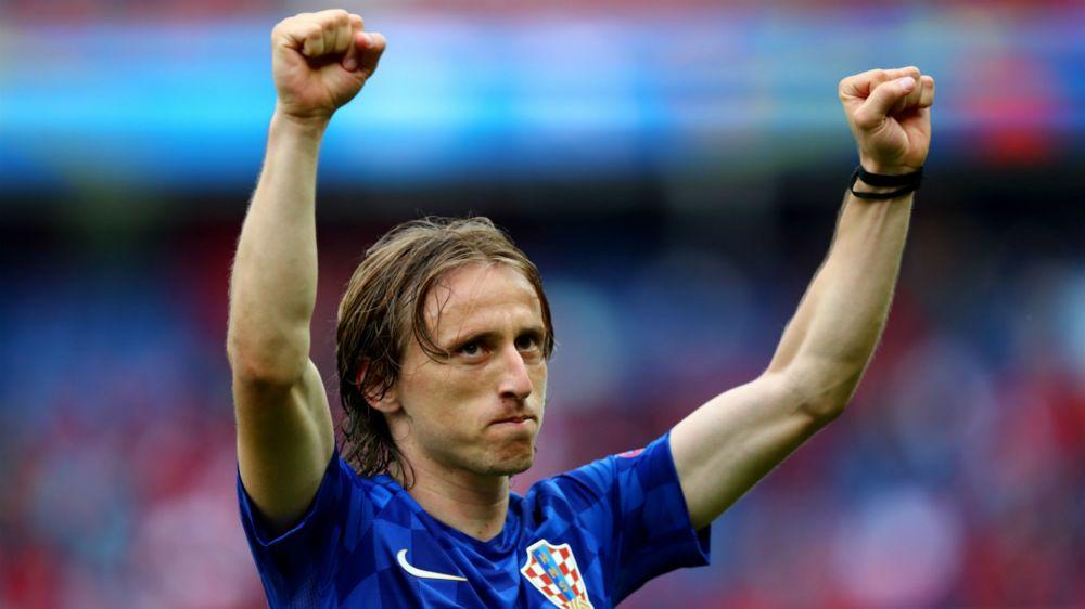 Emotional Modric welcomes third child ahead of imminent 100th Croatia cap