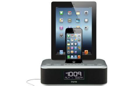 iHome promises Lightning docks, more at CES 2013