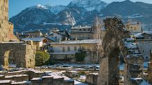 Roman ruins and sunny slopes – why underrated Aosta is the ultimate city ski experience