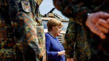 德國軍方調查三名新華社記者在軍事基地的拍攝和採訪活動