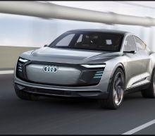 Audi unveils new electric SUV e-tron