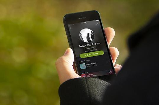 Sprint customers might get discounts on Spotify music subscriptions