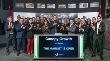 Canopy Growth Corporation Opens the Market