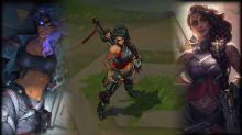 Wünsterose Samira - Neue Kämpferin für League of Legends