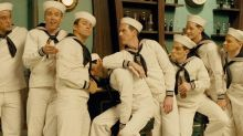 Channing Tatum Shows Off His Pipes in New 'Hail, Caesar!' Clip