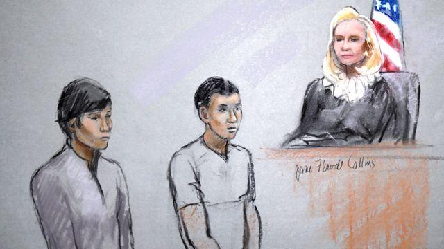 How much jail time do the Boston bombing suspects face?
