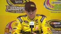 Kenseth's qualifying run a morale booster