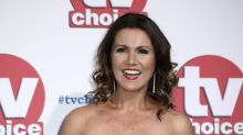 Susanna Reid reveals how she plans to spend her 14 days in self-isolation