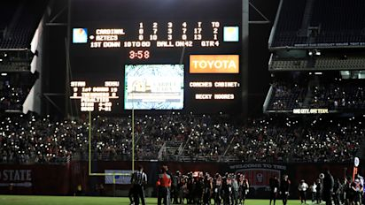San Diego State's stadium gets rename