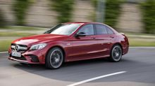 2019 Mercedes-Benz C300 and Mercedes-AMG C43 Driven: More Tech, More Power
