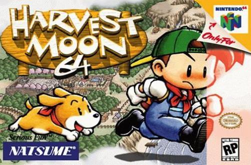 Harvest Moon 64 probably not coming out on Virtual Console