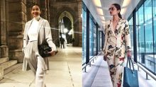 Manisha Koirala's Winter Look Or Manushi Chillar's Spring Avatar: Whose Pantsuit Was Better?