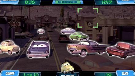 Disney shows off Cars' interactive features in trailer