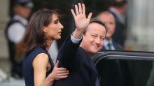 David Cameron has earned £750,000 since walking away from politics