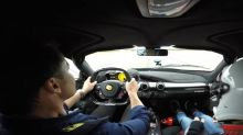 How Fast Is Fast? 214 MPH In A Ferrari LaFerrari