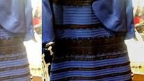 Dress debate 2015: Black and blue or white and gold?