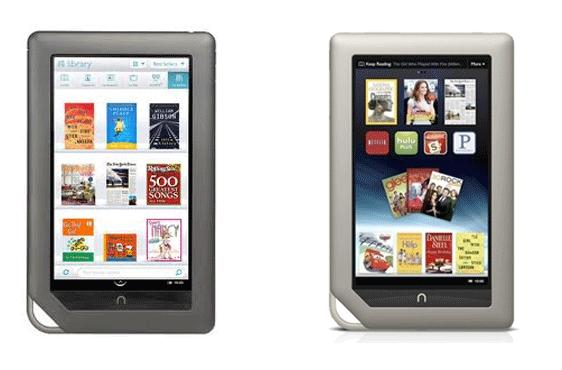 Barnes & Noble cut the price of Nook Tablet, Nook Color once more, really wants them on your Christmas list