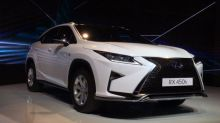 Lexus officially enters India, launches three model