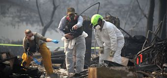 1,000 listed as missing after Calif. wildfires: Sheriff