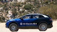 Volkswagen's ID.4 will race in the Mexican 1000 Rally