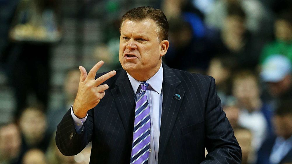 Brad Underwood leaves Oklahoma State for Illinois