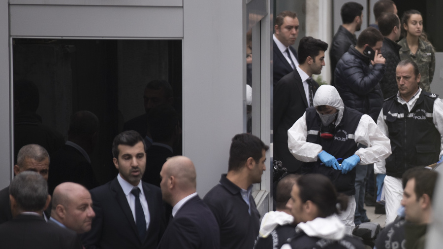 Turkish police search Saudi consul's home