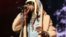 Lil Wayne Hits the Stage in Outrageous Y/Project x Ugg Boots