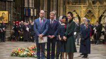 Prince Harry, Meghan, Kate and Prince William just attended a 'secret' event