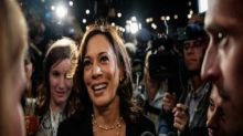 Kamala Harris is the future, so US vice-president Mike Pence may well be history