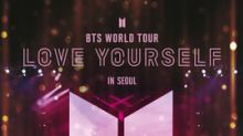 'BTS WORLD TOUR LOVE YOURSELF IN SEOUL' One Day Screening Breaks $2.8M at the Box Office