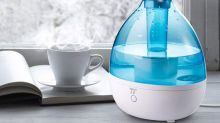 Flu season is still here — fight it with this sale on humidifiers