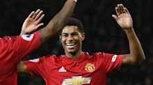 Man United's forward line gives them a chance against Liverpool, says Henning Berg