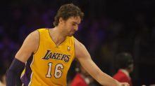 Pau Gasol pone fin a dos décadas de éxitos en la NBA