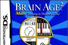 Tops on GameFly DS: Brain Age 2