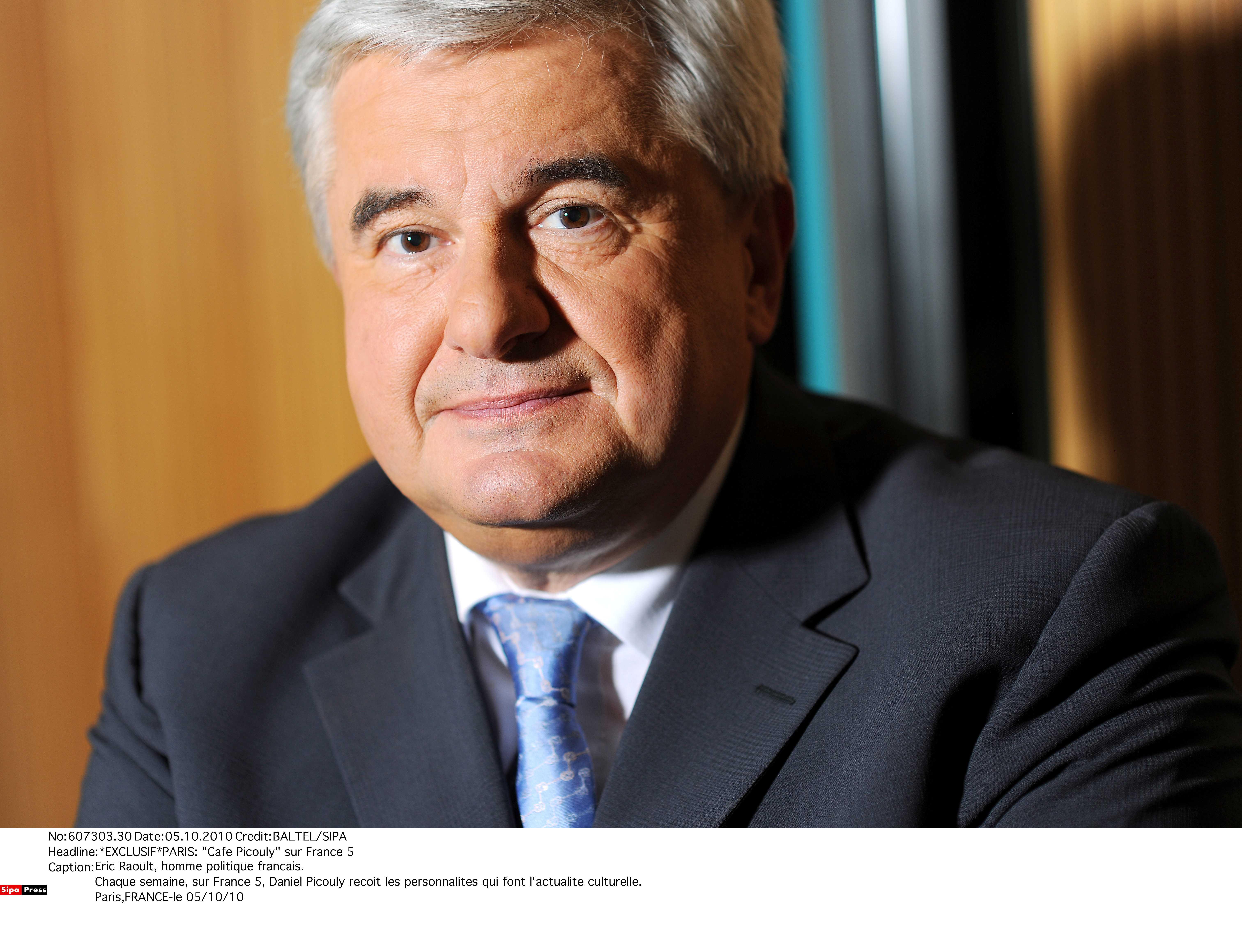 Décès d'Eric Raoult, ancien député-maire du Raincy