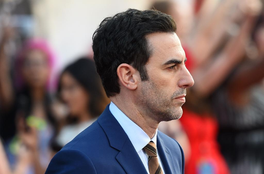 A US lawmaker has resigned after being pranked on the television show of comedian Sacha Baron Cohen, pictured here