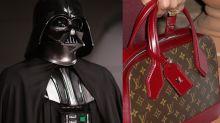 """Künstler führt """"Star Wars"""" und Louis Vuitton zusammen"""