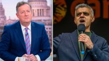 Piers Morgan tells Sadiq Khan to 'stop hiding' after weekend of Bank Holiday violence in London