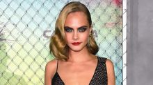 Cara Delevingne Shaves Her Head for 'Life in a Year' Role -- See the Pic!