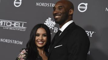 Vanessa shares 'I can't breathe' Kobe photo