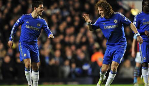 """Premier League: David Luiz über Hazard: """"Er ist hässlich"""""""