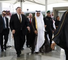 Pompeo meets Saudi rulers on Iran crisis